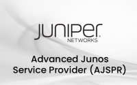 Advanced Junos Service Provider Routing <br> AJSPR Training