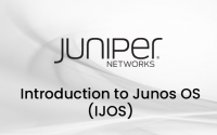 Introduction to the Junos OS - IJOS Training
