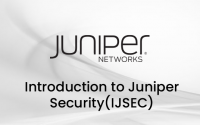Introduction to Juniper Security <br>IJSEC Training