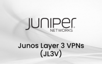 Junos Layer 3 VPNs - JL3V Eğitimi