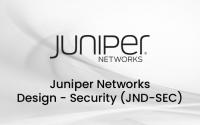 Juniper Networks Design Security - JND-SEC Eğitimi