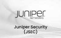 Juniper Security (JSEC) Eğitimi