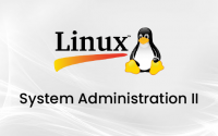 Linux System Administration II Training