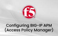 Configuring BIG-IP APM Training