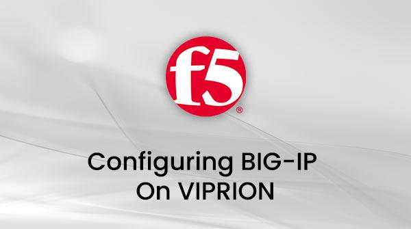 BNTPRO img configuring bigip on viprion