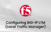 Configuring BIG-IP LTM <br>Local Traffic Manager Training